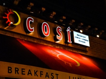 Cosi Restaurant, Washington, DC, USA.