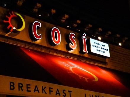 Cosi Restaurant, Washington, DC, USA.