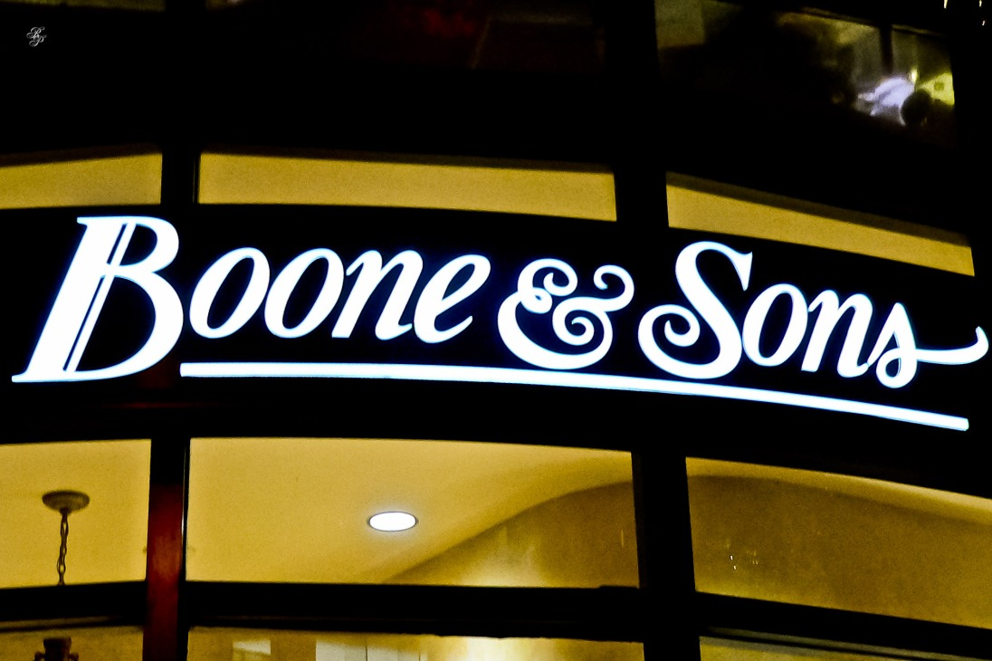 Boone & Sons, Washington, DC, USA.