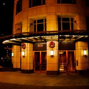 Number 800, downtown Washington, DC, USA.