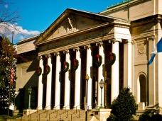 Constitution Hall, Washington, DC, USA.