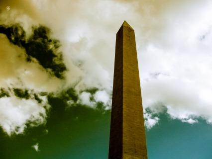 Washington Monument, Washington, DC, USA.