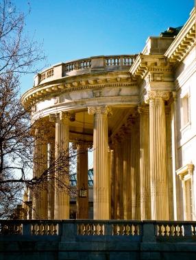 Memorial Continental Hall, Washington, DC, USA.