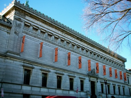 Corcoran Art Gallery, Washington, DC, USA.