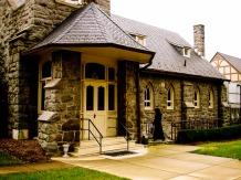 All Saints Church, Chevy Chase, MD, USA.