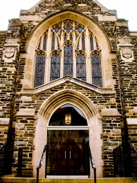 Chevy Chase Presbyterian Church, Chevy Chase, MD, USA.