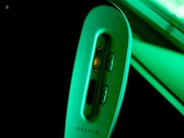 A Belkin monitor switch.