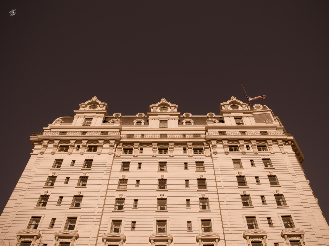 The Willard Inter-Continental Hotel, Washington, DC, USA.