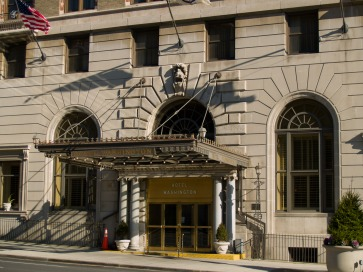 Hotel Washington, Washington, DC, USA.