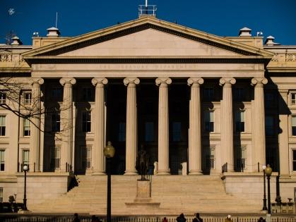 The Treasury Department, Washington, DC, USA.