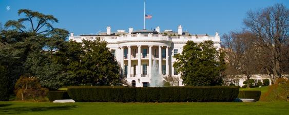 The White House, Washington, DC, USA.
