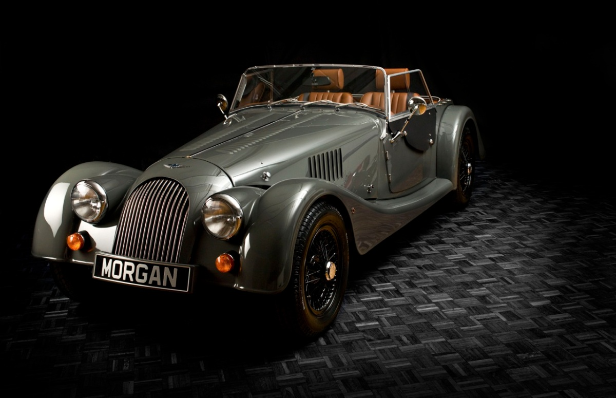 I love Morgan Cars