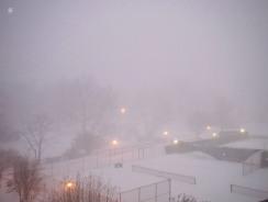 Snow storm