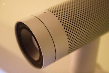 Apple iSight video camera.