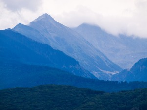 Fagaras Mountains