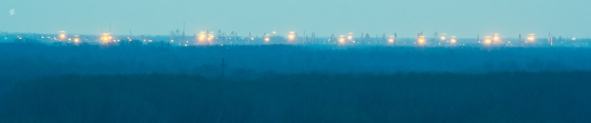Pump panorama