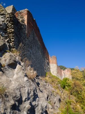 Poenari Castle