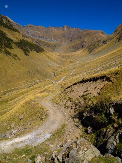 Glacier valley