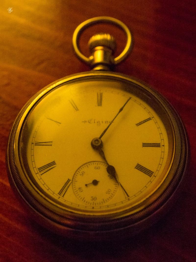 1899 Elgin Pocket Watch