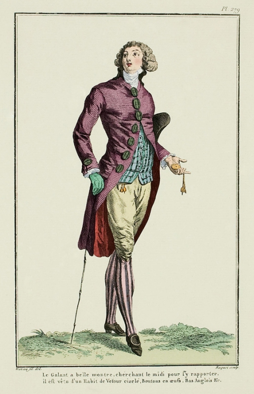 18th century fashion