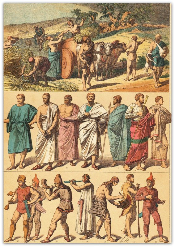 Clothing in antiquity