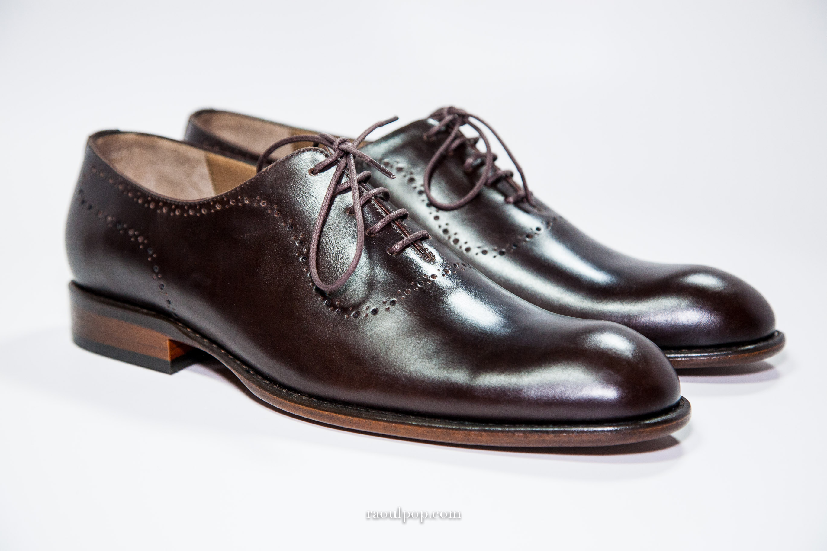 How To Handmade Leather Shoes