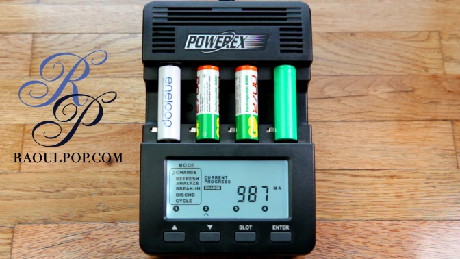 Advanced Battery Charger-Analyzer (Thumbnail)
