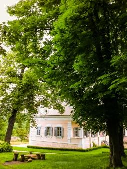 Gardens at Mălâncrav