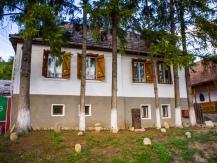 A restored house in Vetca.