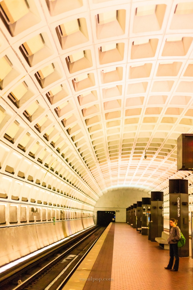 Capitol South Metro Station