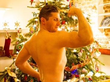Side biceps, December 2013
