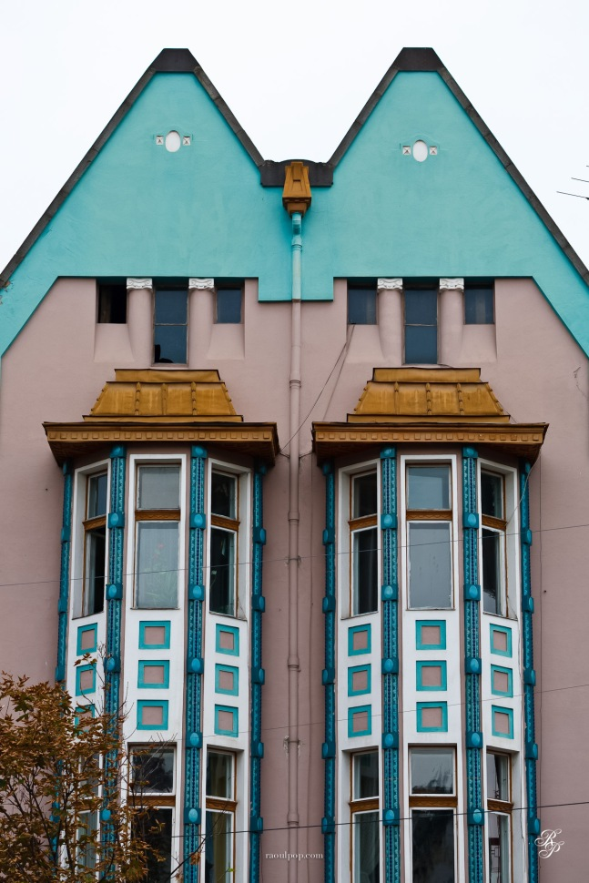 Two gables