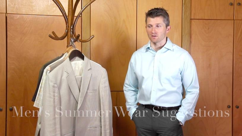 Men's Summer Wear Suggestions (Thumbnail)