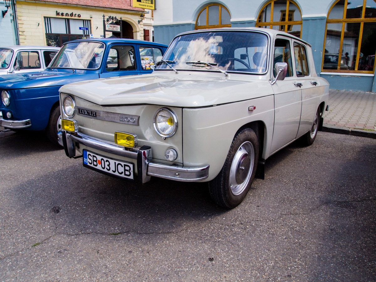 A quick intro to the Dacia 1100