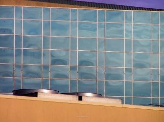 Glass wall