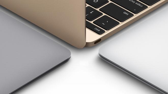 New MacBooks