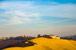 Ancona countryside, Italy