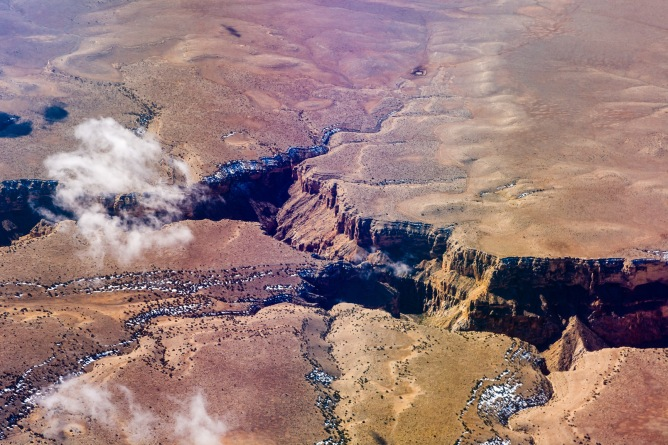 Nevada desert