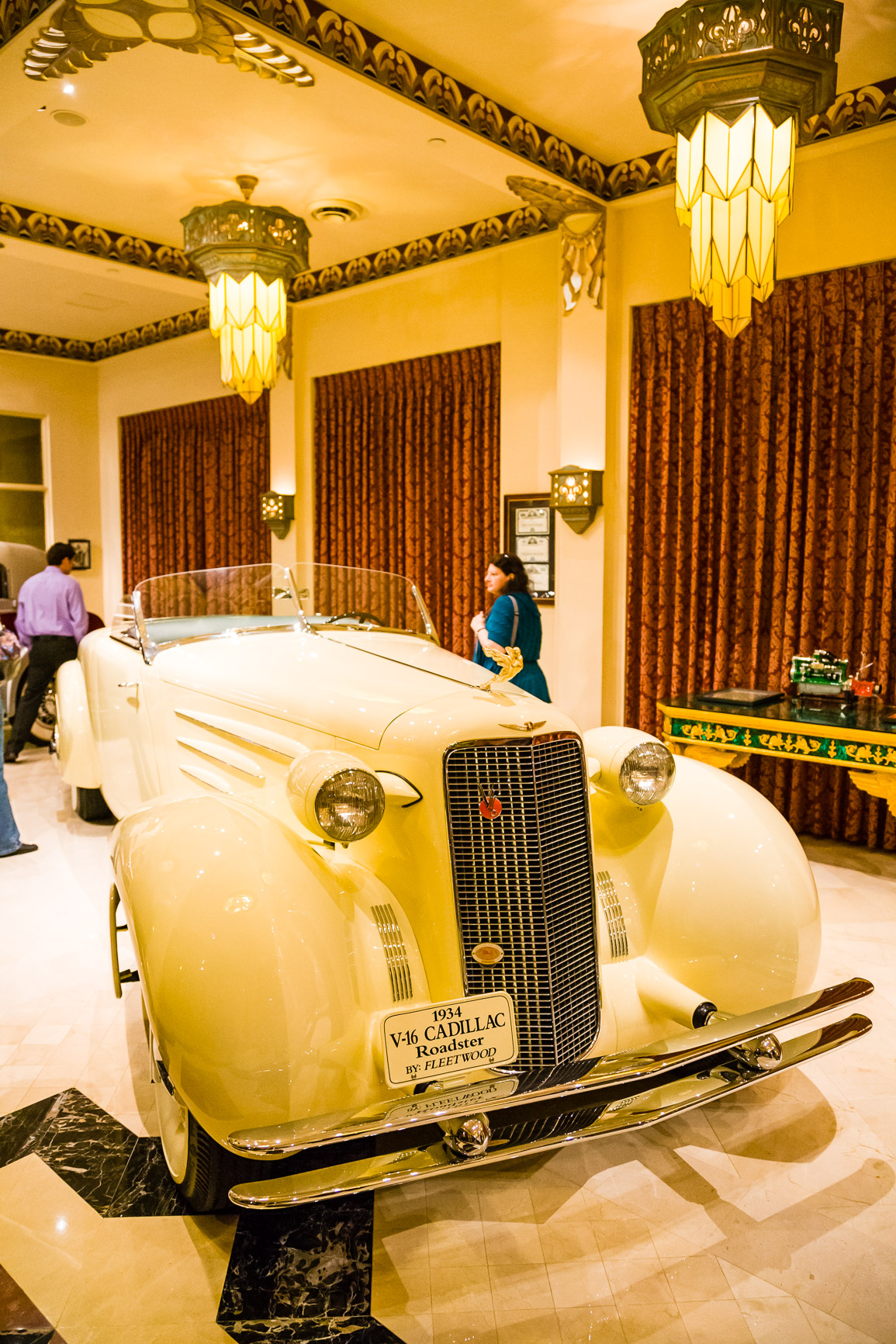 Cars from the Milhous Collection
