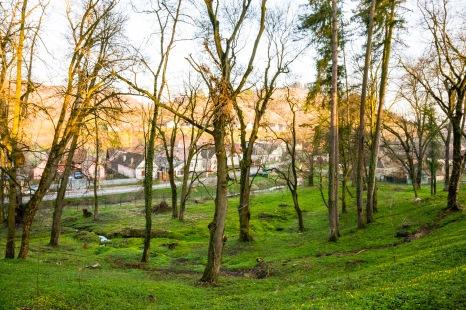 Bethlen-Criș Castle, Criș, Transilvania, România