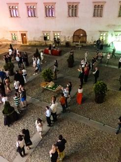 """La evenimentul """"Proud To Be Romanian"""" organizat la Cetatea Fagaras pe 22 iulie 2017"""