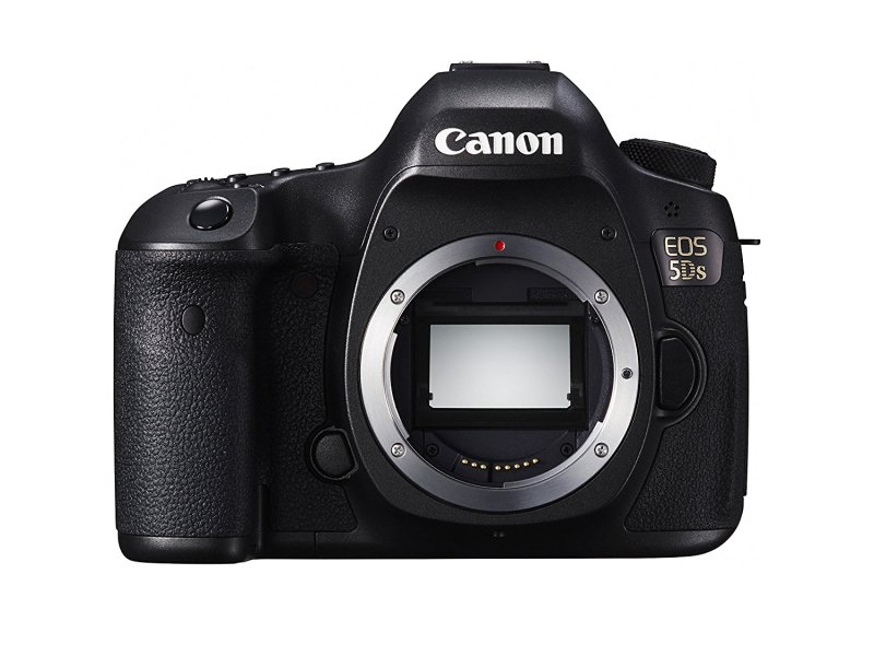 Canon 5DS Front
