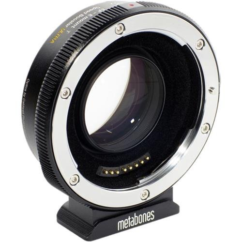 Canon EF Lens to Sony E Mount T Speed Booster ULTRA 0.71x II