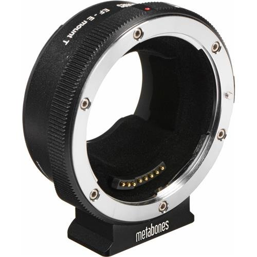 Metabones Canon EF and EF-S Lens to Sony E Mount T Smart Adapter