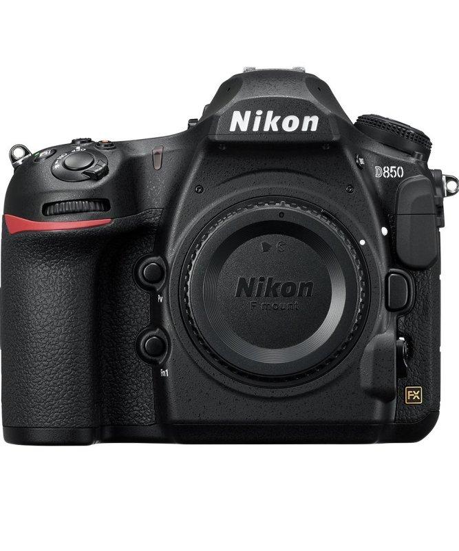 Nikon D850 Front
