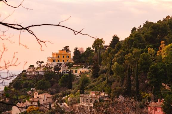 Above Tivoli, Italy