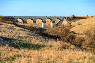 A railway bridge