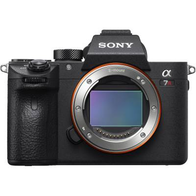 Sony a7R III Front