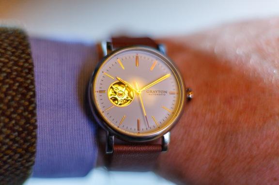 2017 Grayton Automatic Watch
