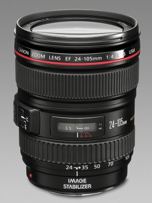 Canon EF 24-105mm f4L IS USM Lens